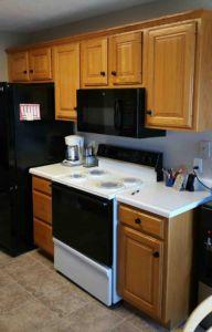 Small Kitchen Refinish