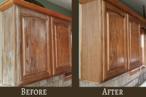 Superieur Cabinet Refinishing Center By Gleam Guard