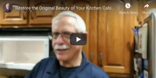 Jim Urban Cabinet Refinishing Center Video
